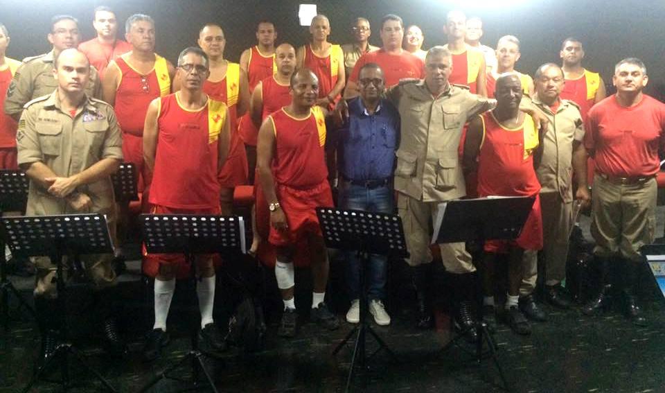 Assego tem reunião com os associados do Corpo de Bombeiros Militar de Goiás