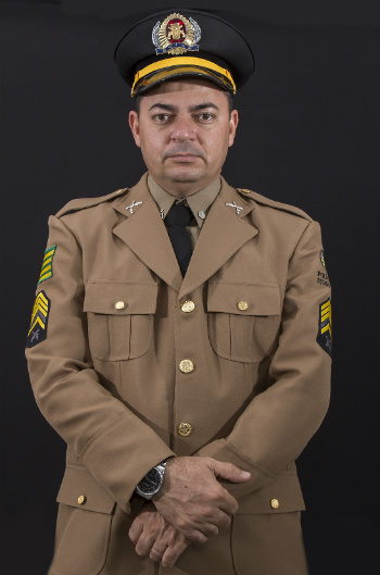Sgt PM Sérgio