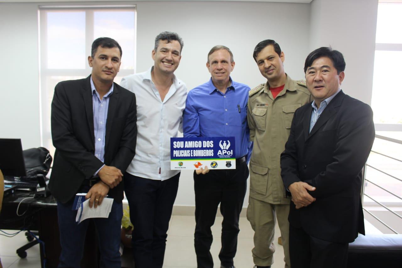 ASSEGO firma parceria com APOL