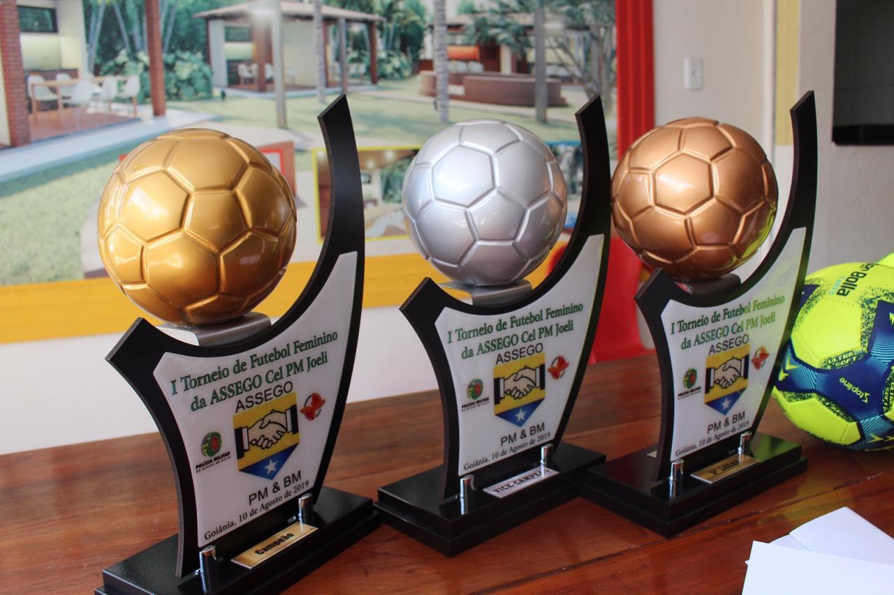 Torneio de Futebol Feminino CEL PM Joeli