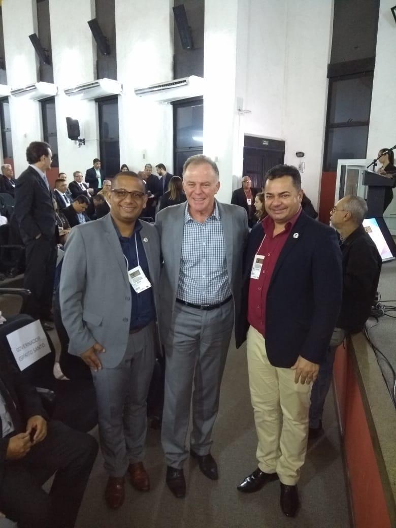 Assego comparece a Fórum Nacional de Entidades em Espírito Santo