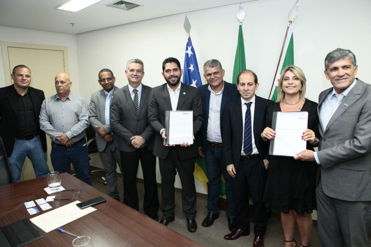 ASSEGO comparece a Apresentação Projeto de Financiamento de Moradia para Militares com Vice-governador.