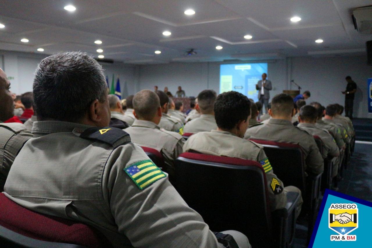 ASSEGO Itinerante dá inicio a palestras na cidade de Anápolis