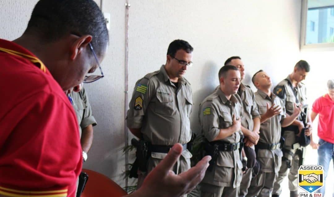 PATRULHAMENTO SEGURO no 42° Batalhão de Polícia Militar de Goiás