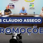 Presidente da ASSEGO fala sobre as promoções dos militares em Goiás.