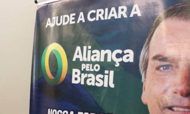 Apoio à Aliança pelo Brasil