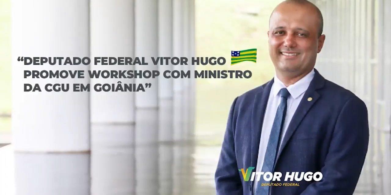 Deputado Federal Vitor Hugo